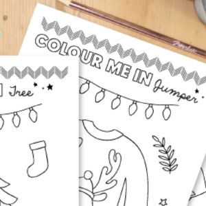 Happity Hacks #3: Printable Christmas Toddler Activities