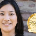 Image of Sara Tateno and WOW award