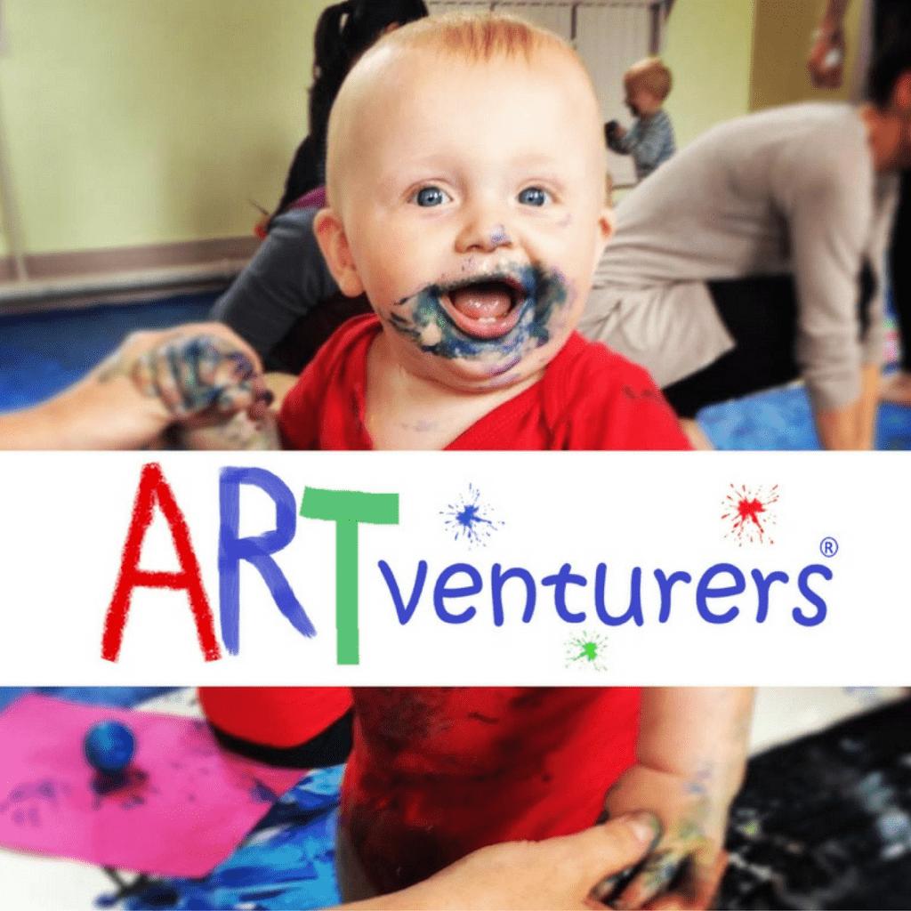 Image of ARTventurers logo