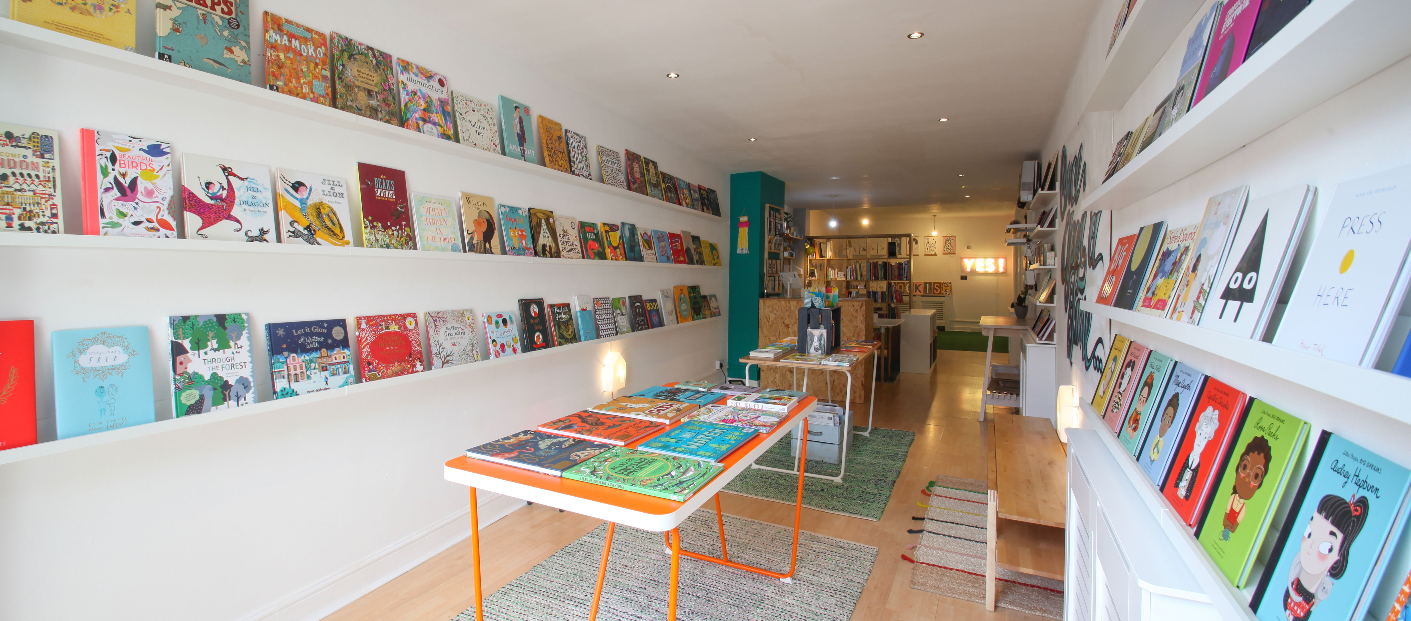 Image of Smallprint bookshop