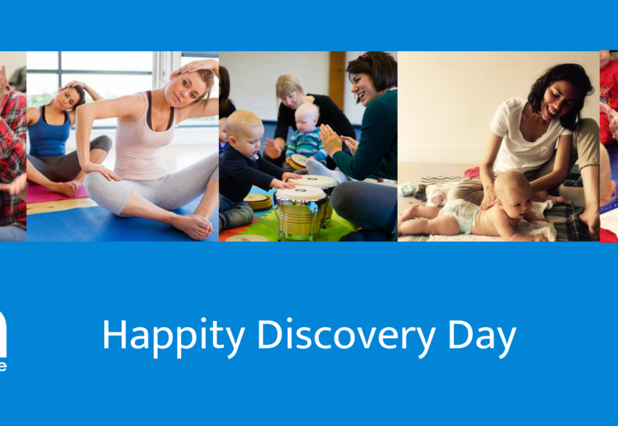 Happity Discovery Day @ Mothercare Greenwich – Thursday 13th September