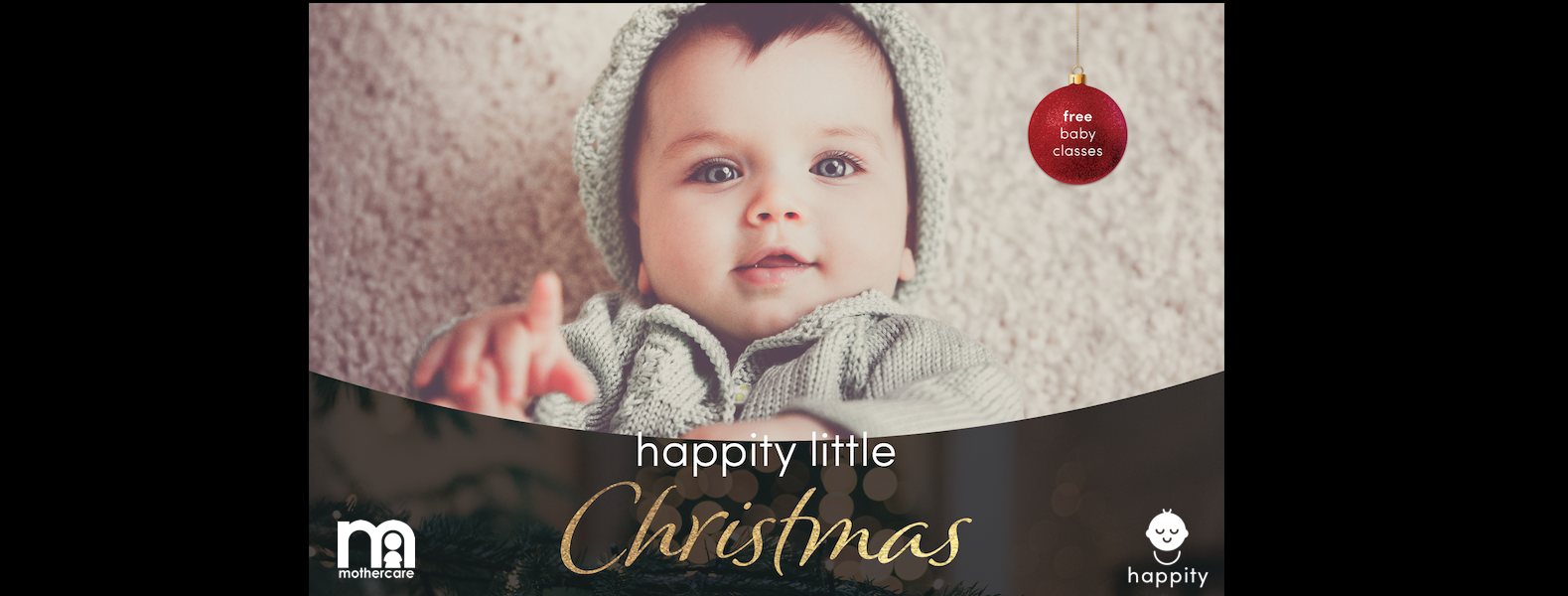 1061e6d8099c Happity Little Christmas - Free Mothercare event 3rd-6th December ...