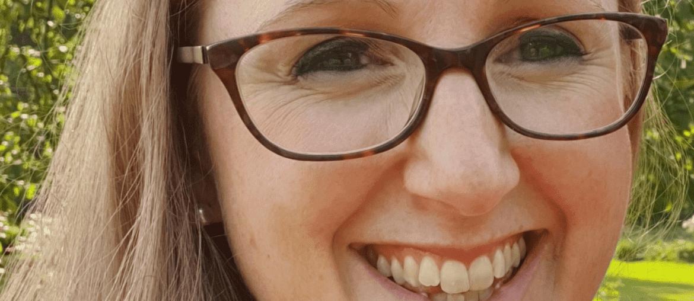Emily Tredget co-founder of Happity