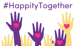 #HappityTogether with £1 classes supporting PANDAS