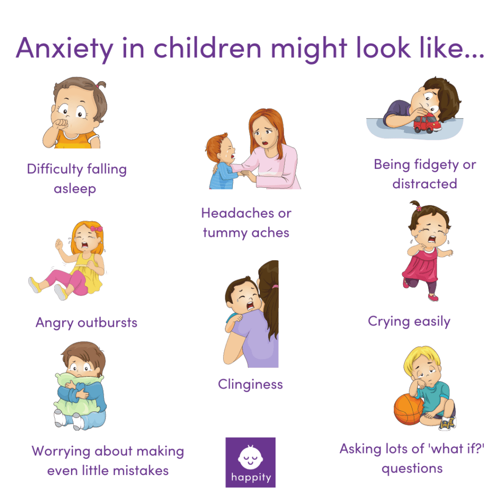 baby and toddlers mental health