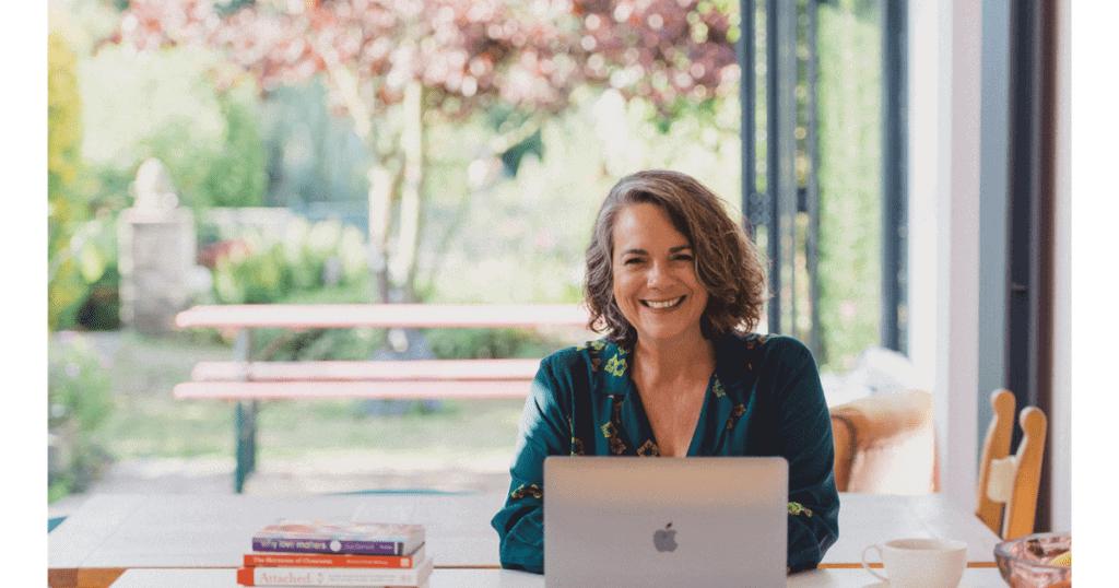 Sophie Burch - the Mamma Coach, maternal mental health
