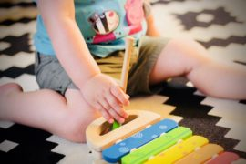 why baby and toddler classes are important