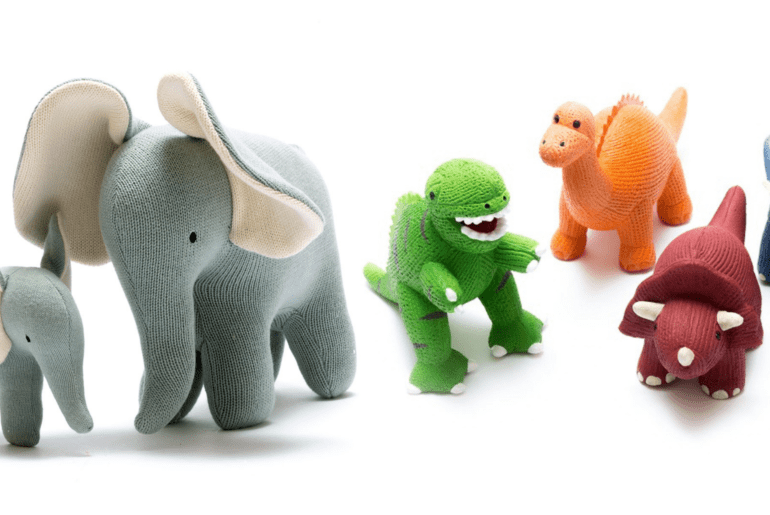 best toys for child with eczema