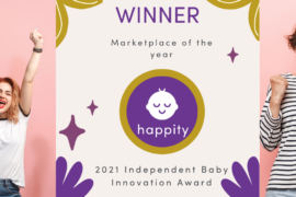 Happity won an award