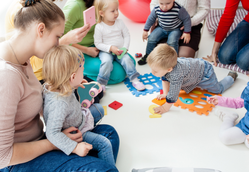 9 Brilliant Benefits of Baby and Toddler Classes