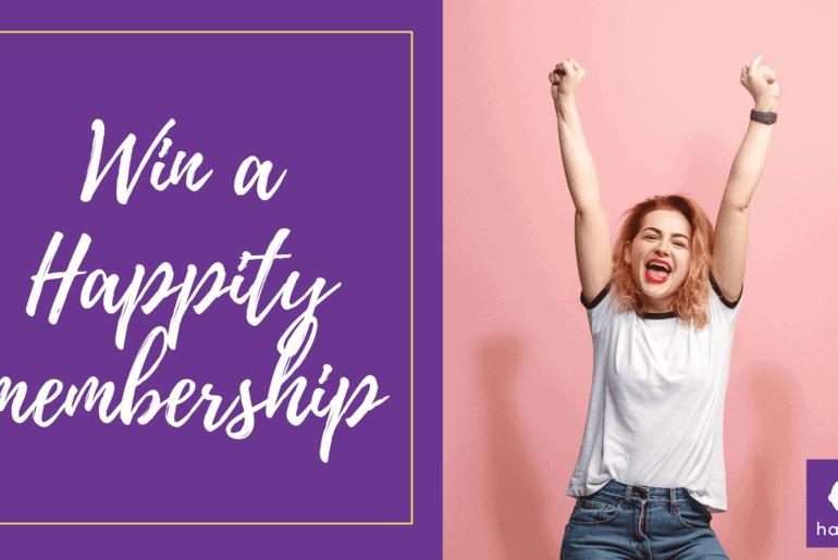win Happity membership